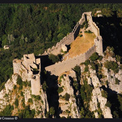 Aventure en terre Cathares